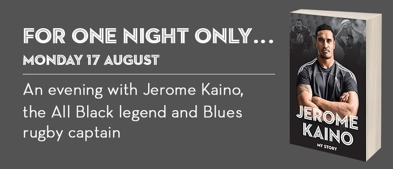 Jerome Kaino, In Conversation