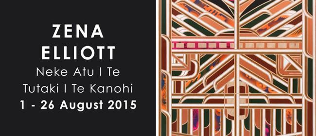 Zena Elliott: Neke Atu I Te Tutaki I Te Kanohi (2015)
