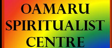 The Oamaru  Spiritualist Centre - Jade Kyles