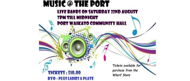 Music at The Port featuring Bad Penny