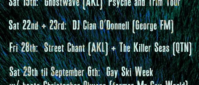 DJ Cian O' Donnell (AKL) Residency