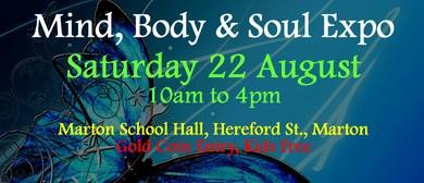 Mind, Body & Soul Expo