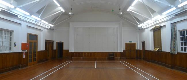 Old Hall Gig 11 - Rosy Tin Teacaddy