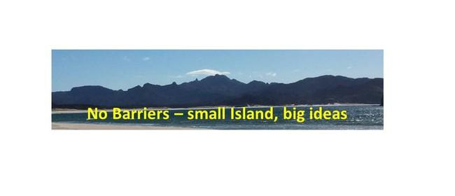 No Barriers - Small Island, Big Ideas, Exploring Pandemics