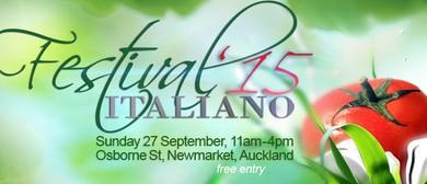 Festival Italiano 2015