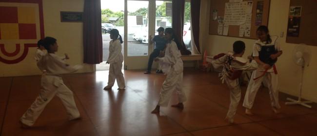 Taekwondo - 1st Class Free