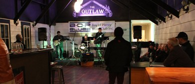 BOP Blues Club Jam/Club night