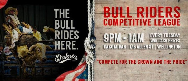 The Dakota All Comers Bull Riding League