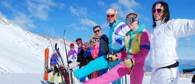 Roundhill Ski Area 80's Day