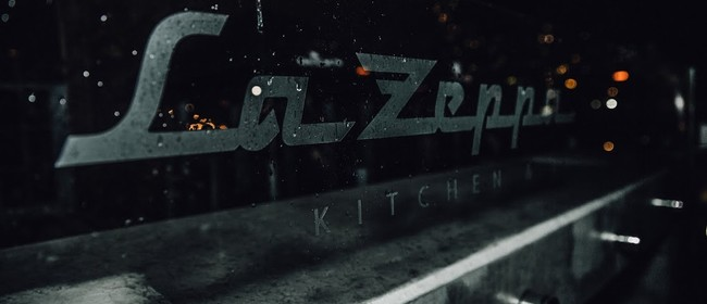 La Zeppa presents DJ TDK