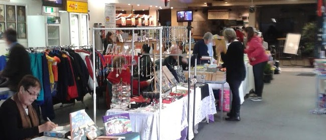 Indoor Craft & Collectible Market