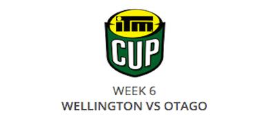 ITM Cup 2015 - Wellington Lions v Otago