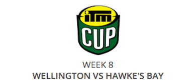 Wellington Lions v Hawkes Bay