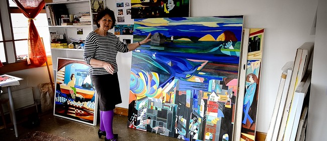 Open Studios and Offices- Toi Pōneke Turns 10