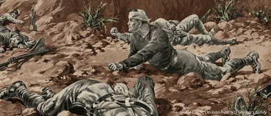 Surviving Chunuk Bair: H D Skinner at Gallipoli