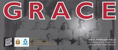 On a Foreign Field: Chunuk Bair & Kiwi Cricketer Hāmi Grace