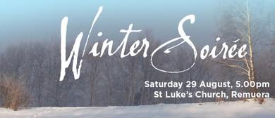 Wairua Sinfonietta: Winter Soiree