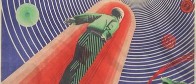 Surfing USSR w/ DJ Parks & Parallel DJs
