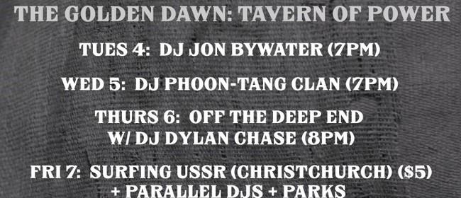 DJ Phoon-Tang Clan