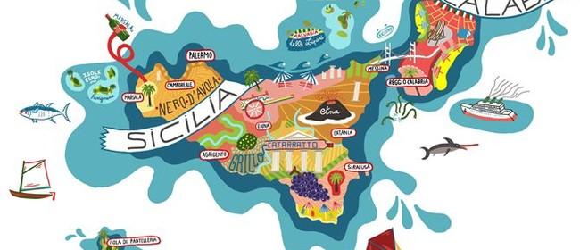 Travel to Sicily Through Wine