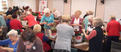 Red Cross Red Rose Day