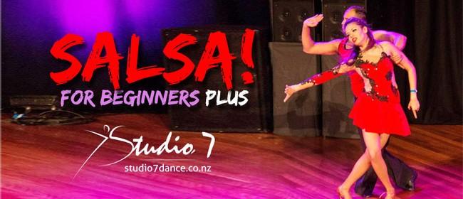 Beginners Plus Salsa Dance Course