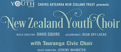 New Zealand Youth Choir with Tauranga Civic Choir