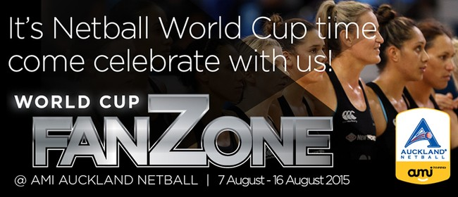 Netball World Cup FanZone