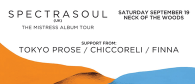"SpectraSoul (UK) ""The Mistress"" Album Tour"