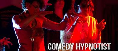A Night With Gerard V - Comedy Hypnotist Fundraiser