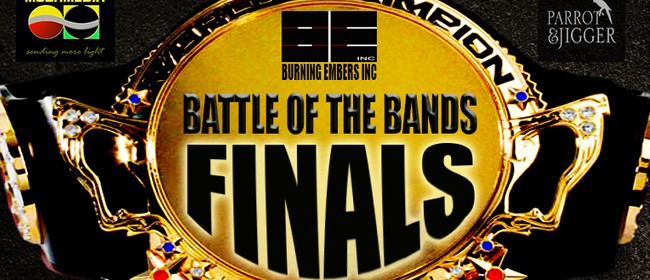 Burning Embers Inc 2015 Battle of the Bands Finals