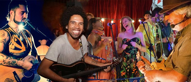 Midwinter Shindig for Vanuatu Music Revival Project Doco