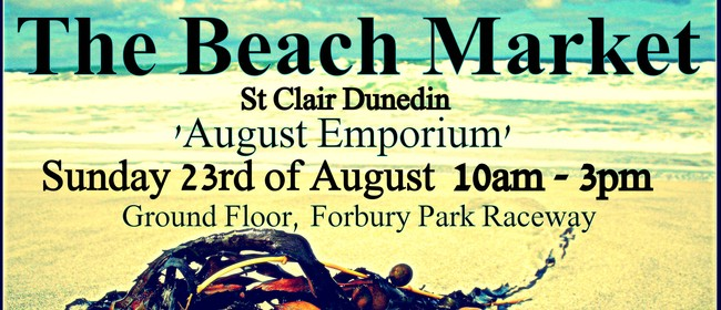 The Beach Market 'August Emporium'