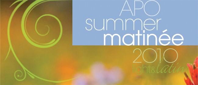 APO Summer Matinee 2010