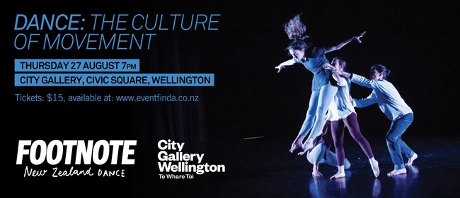 PechaKucha Night Wellington - DANCE: The Culture of Movement