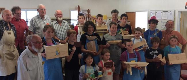 Manawatu Woodworker's Guild Inc - School Holiday Programme