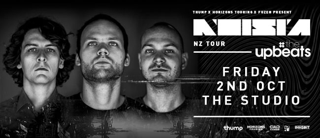 Noisia With Special Guests the Upbeats