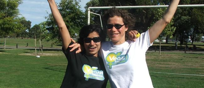 Vegetarian Triathlon