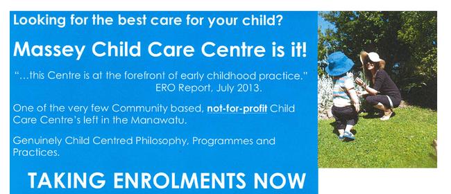 Massey Child Care Centre Open Day