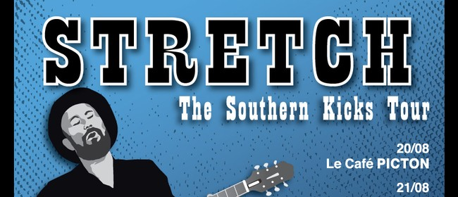 Stretch - The Southern Kicks Tour