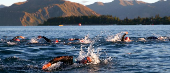 Challenge Wanaka Triathlon