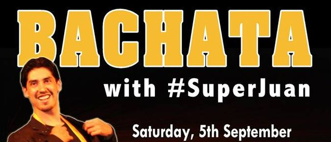 Bachata workshops with SuperJuan
