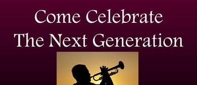 Come Celebrate The Next Genera