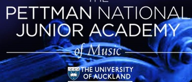 The Pettman National Junior Academy of Music