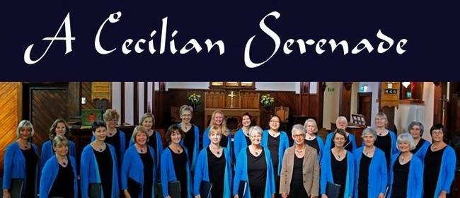 A Cecilian Serenade The Cecilian Singers
