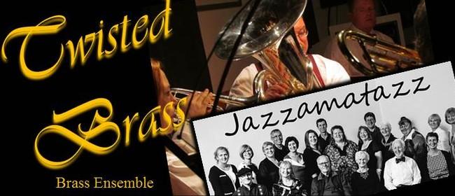 Twisted Brass  and Jazzamatazz