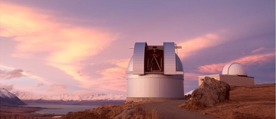 Open Day at Mt John Observatory