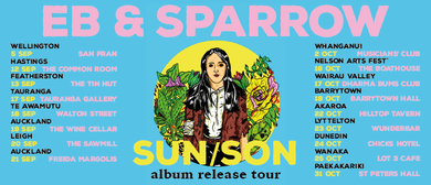 Eb and Sparrow Tour Sun/Son w Jessie Shanks