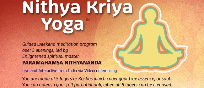 Experiential 3-day Workshop: Experience Pure Consciousness