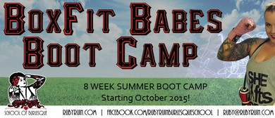 BoxFit Babes Summer BootCamp